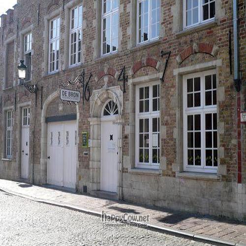 De Bron - Bruges Restaurant - HappyCow