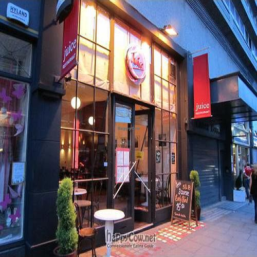 Closed Juice Dublin Restaurant Happycow