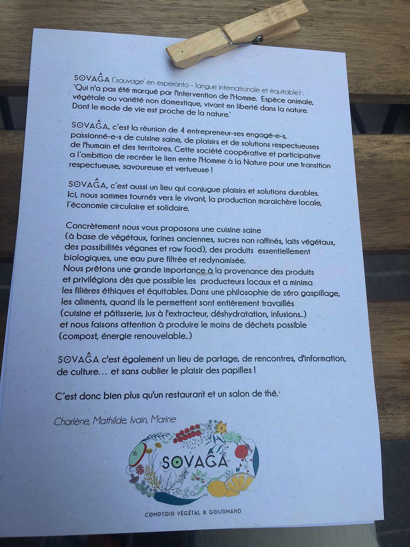 Sovaga Toulouse Restaurant Happycow