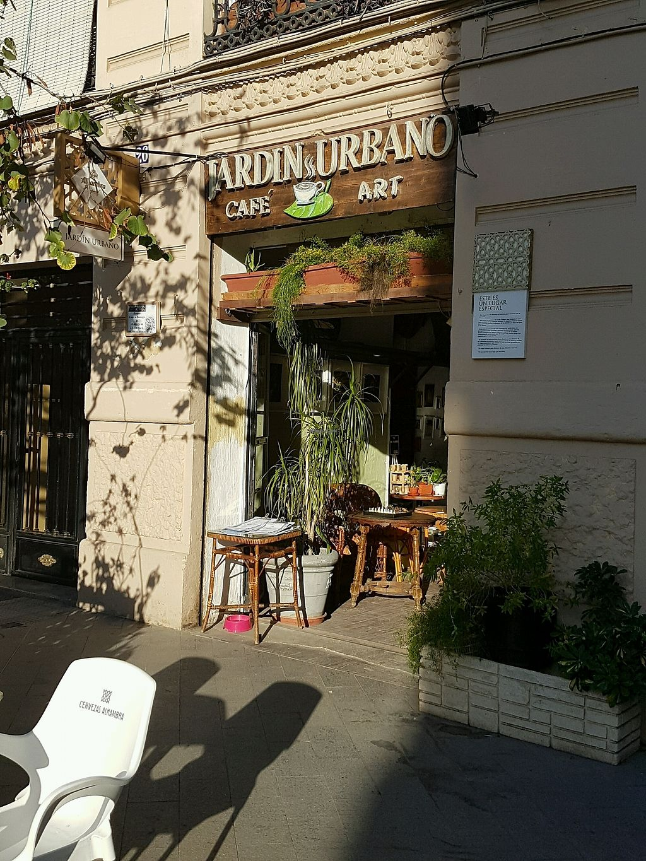 jardin urbano valencia restaurant happycow