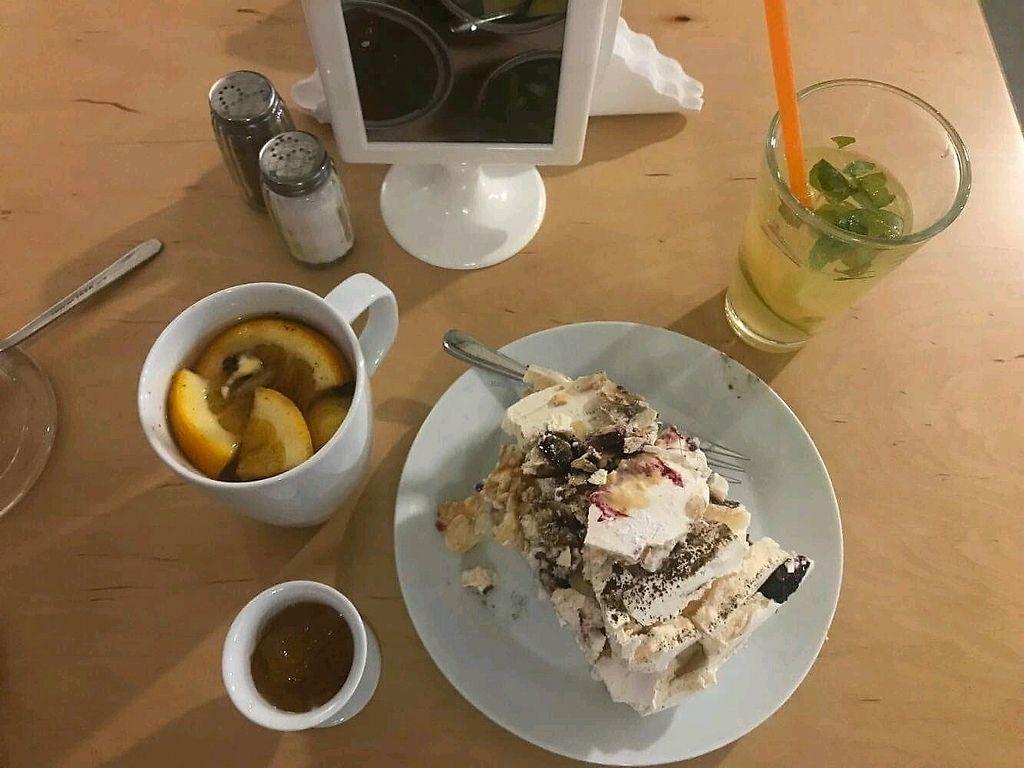 Big Book Cafe Warsaw Restaurant Happycow