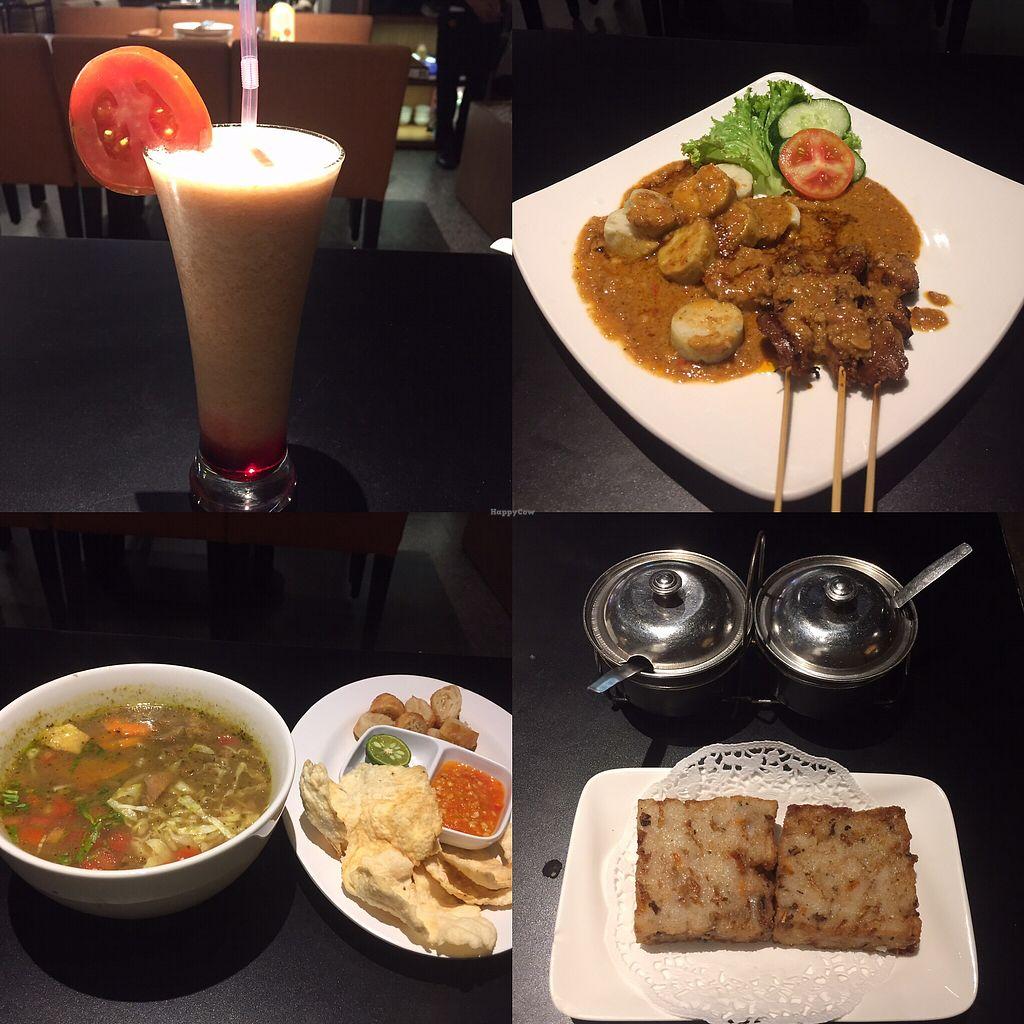 Dharma Kitchen - Central Park Mall - Java Restaurant - HappyCow