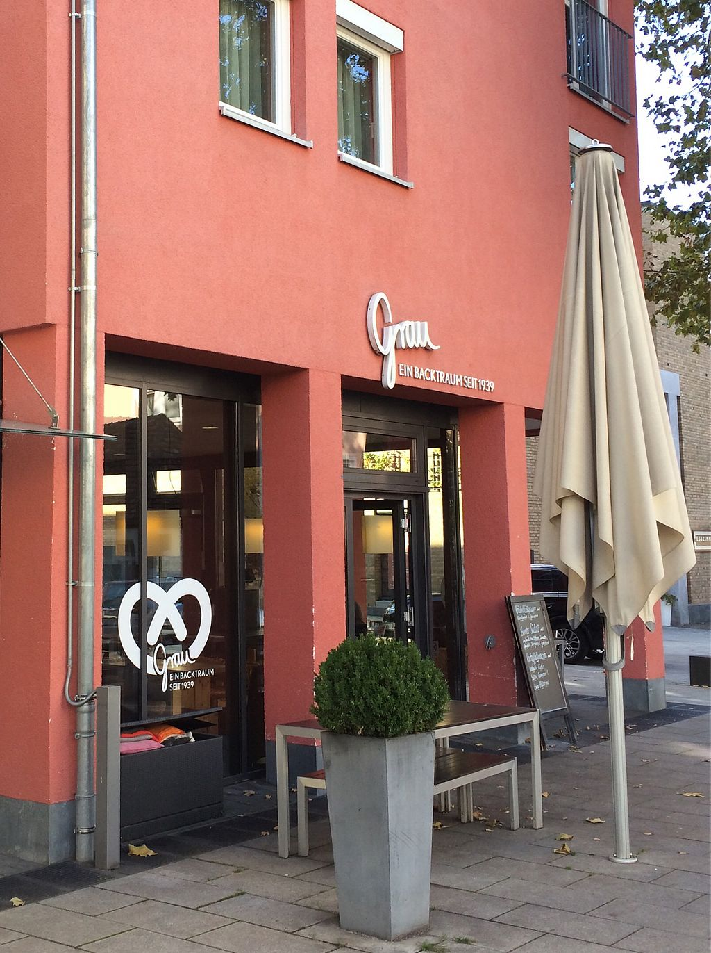 Cafe Grau Fellbach Restaurant Happycow