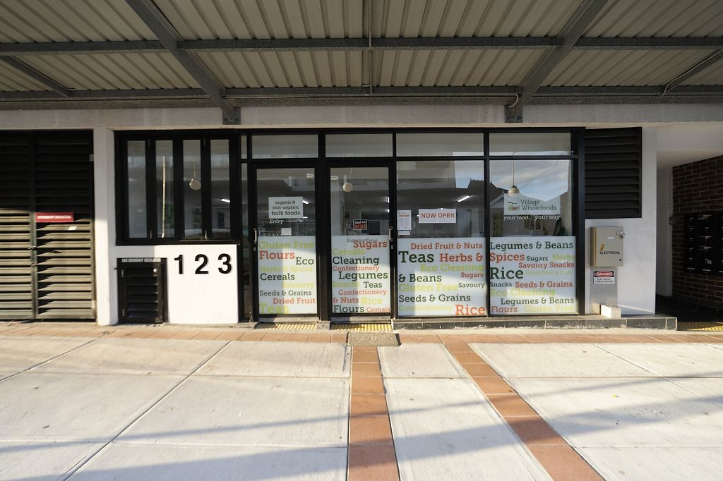 Village Wholefoods & Bulk Foods - Marrickville New South