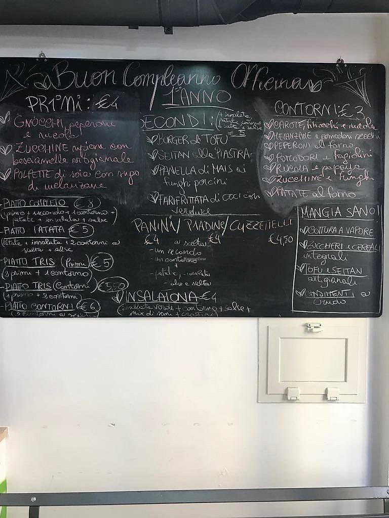 Via Sedile Di Porto 51.Officina Vegana Naples Restaurant Happycow