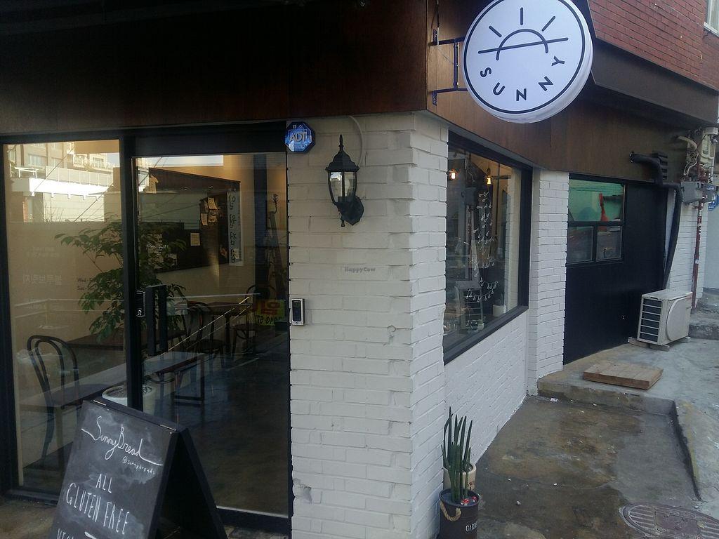 Sunny Bread - Seoul Bakery - HappyCow