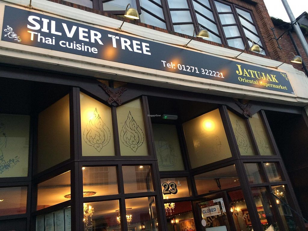 Silver Tree Thai Restaurant Barnstaple Restaurant Happycow