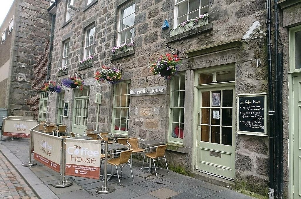 The Coffee House Aberdeen Restaurant Happycow