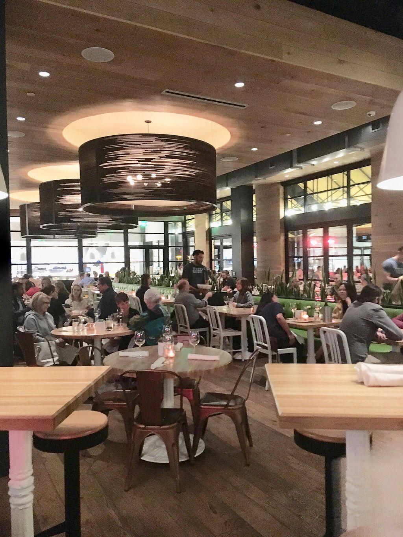 Interior at True Food Kitchen - La Jolla Village in San Diego