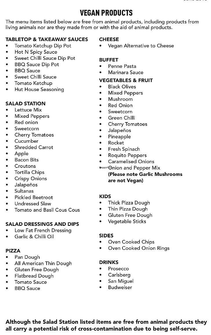 Pizza Hut Bracknell Restaurant Happycow