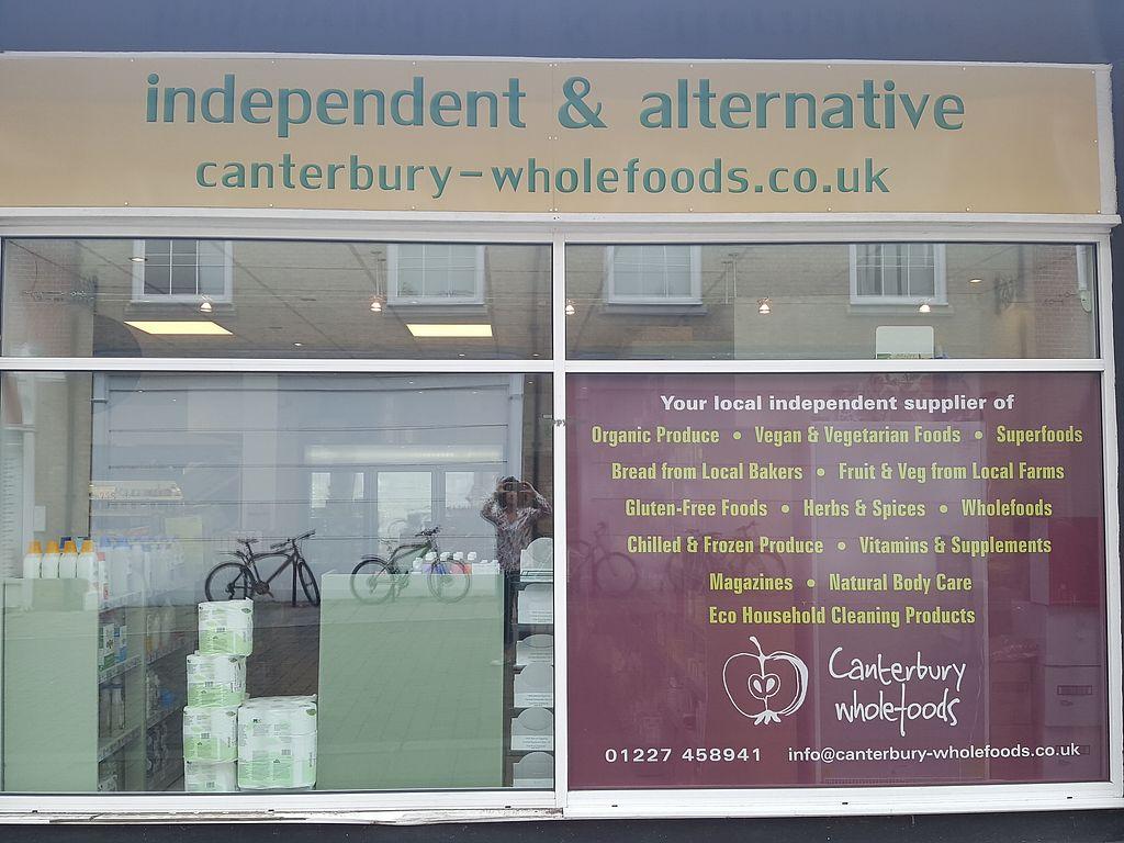 Canterbury Wholefoods - Canterbury Health Store - HappyCow