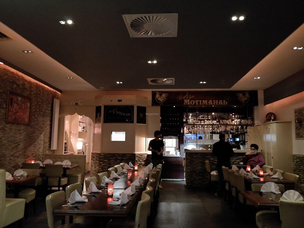 Moti Mahal Amsterdam Restaurant Happycow