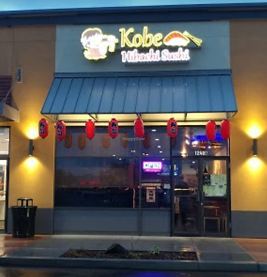 32060fd9c58 Kobe Hibachi Sushi - The Dalles Oregon Restaurant - HappyCow
