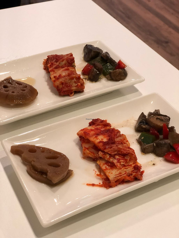 CLOSED: Soul Veggie Korean Vegetarian - Central Singapore