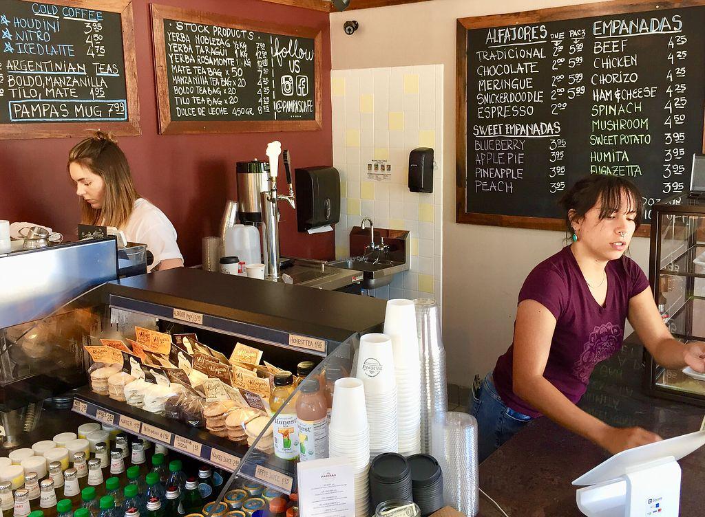 Pampas Cafe Castro Valley California Restaurant Happycow