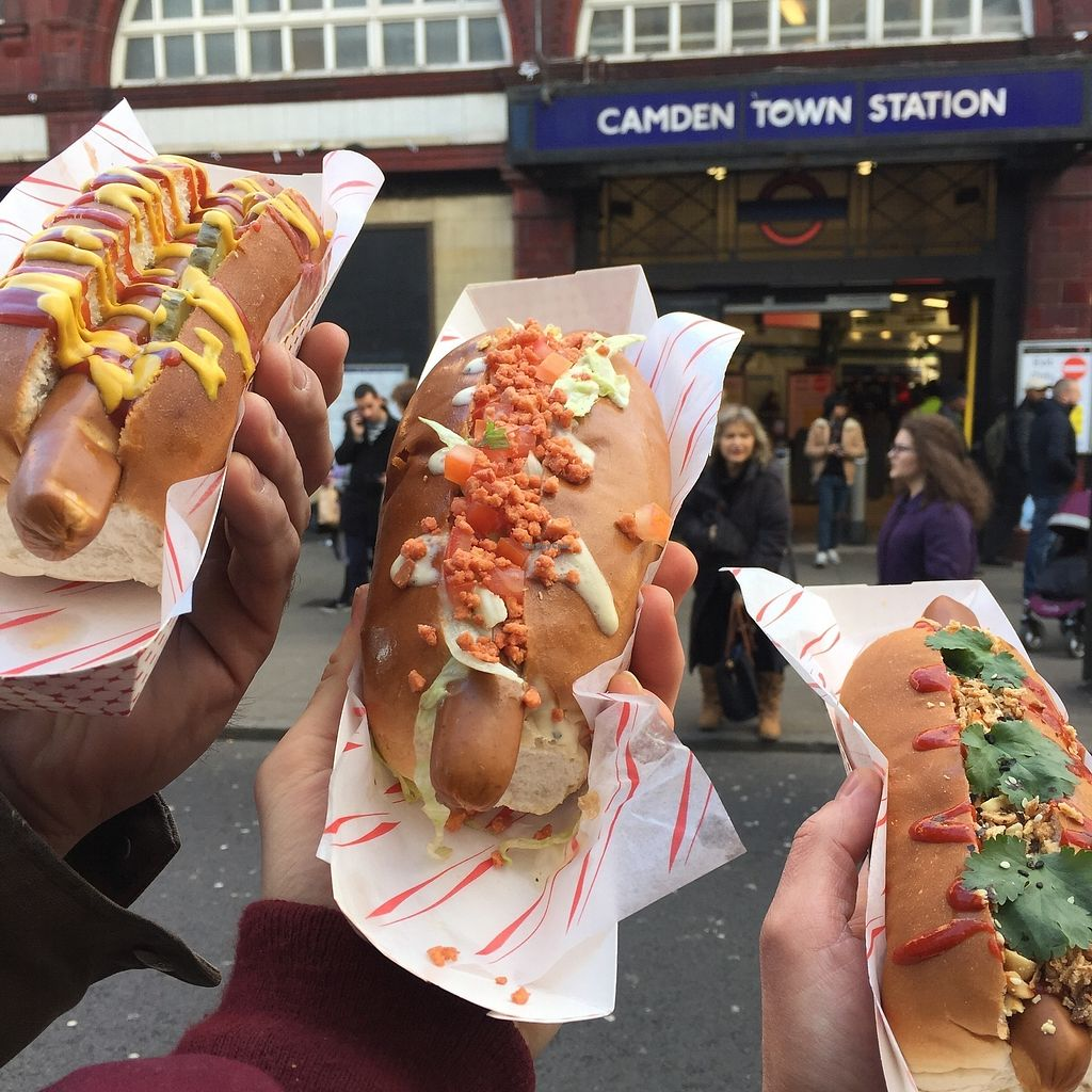Good Dog Vegan Hot Dogs North London Catering Happycow