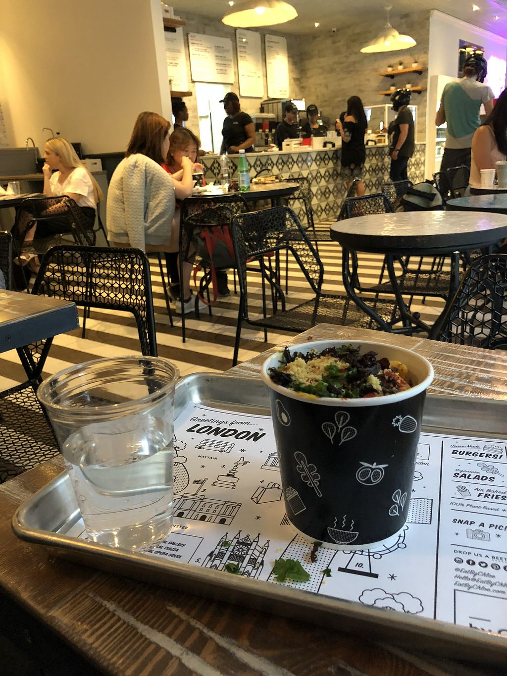 83176a748b15 Large Mac n cheese at By Chloe - Covent Garden in London