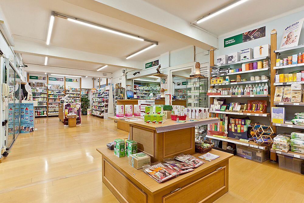 Bio Space - Barcelona Health Store - HappyCow