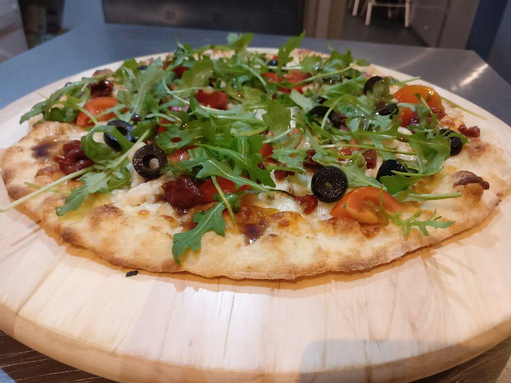Caloroso Pizza East London Restaurant Happycow