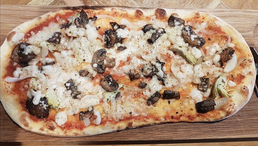 Ask Italian Crawley Restaurant Happycow