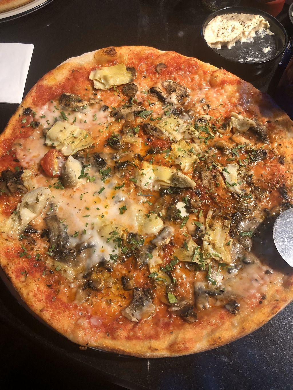 Pizza Express Tamworth Restaurant Happycow