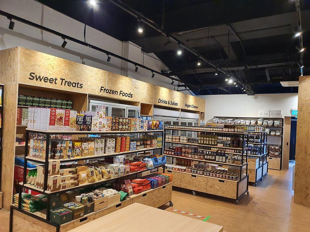 Everyday Vegan Grocer - Central Singapore Veg Store - HappyCow