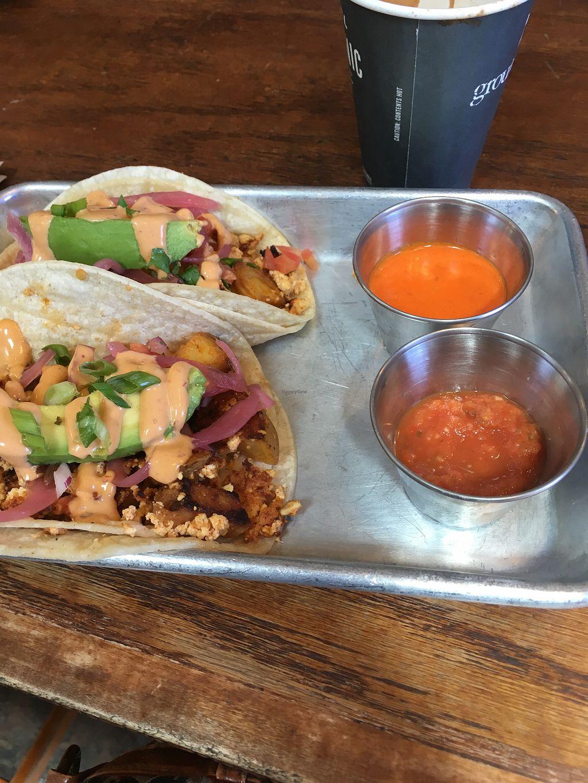 9b76c98a0bb Groundwork Coffee - Venice California Restaurant - HappyCow