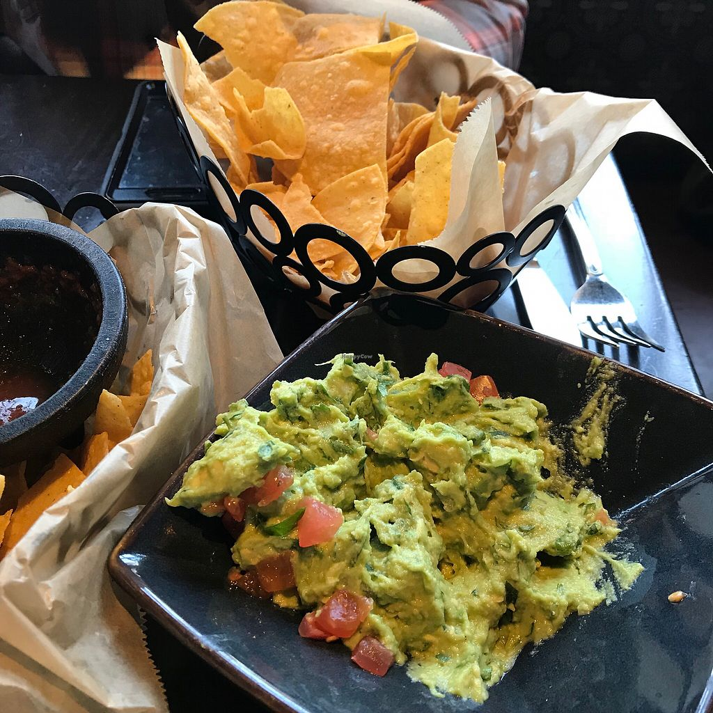 Chips Tableside Guac At Anejo Mexican Bistro In Falmouth