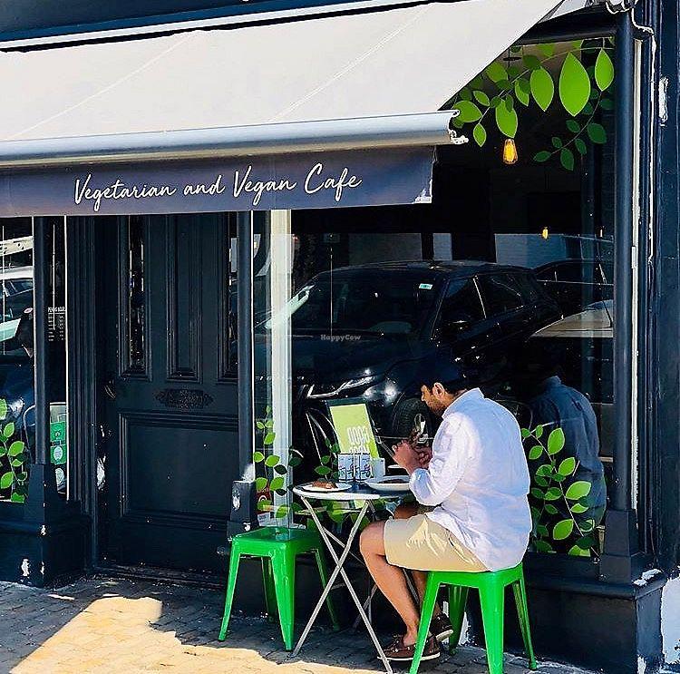 The Green Grocer Amersham Restaurant Happycow