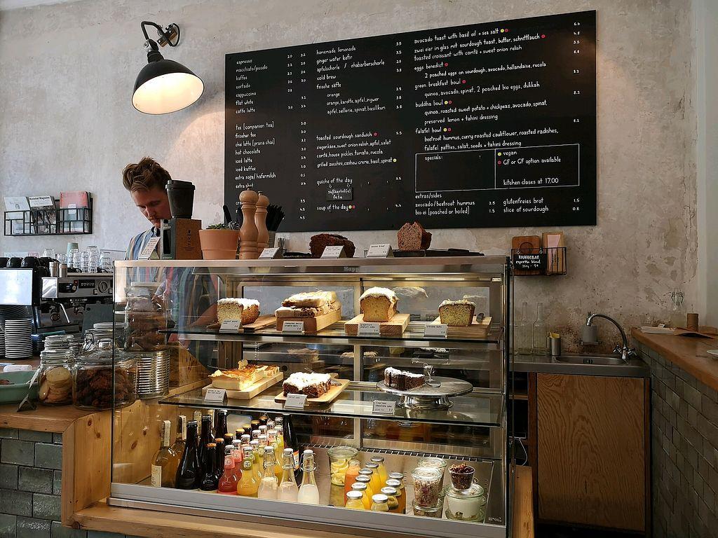 Kaffeebar Berlin Restaurant Happycow