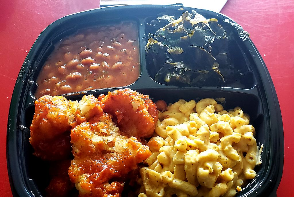 Sweet Soulfood - New Orleans Louisiana Restaurant - HappyCow