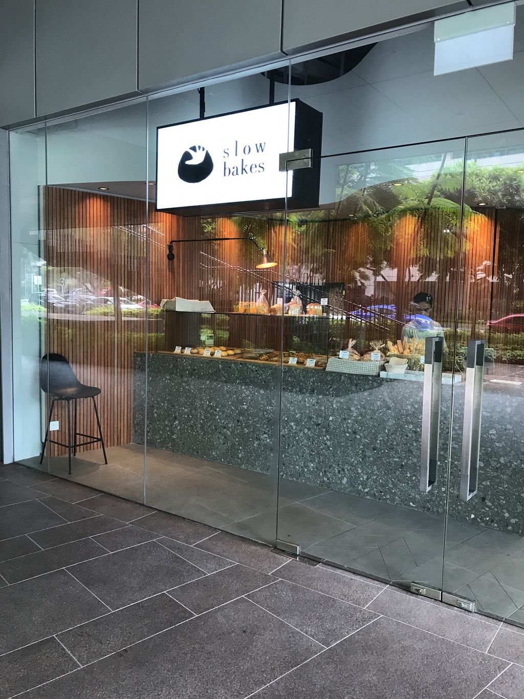 Slow Bakes - Central Singapore Bakery - HappyCow