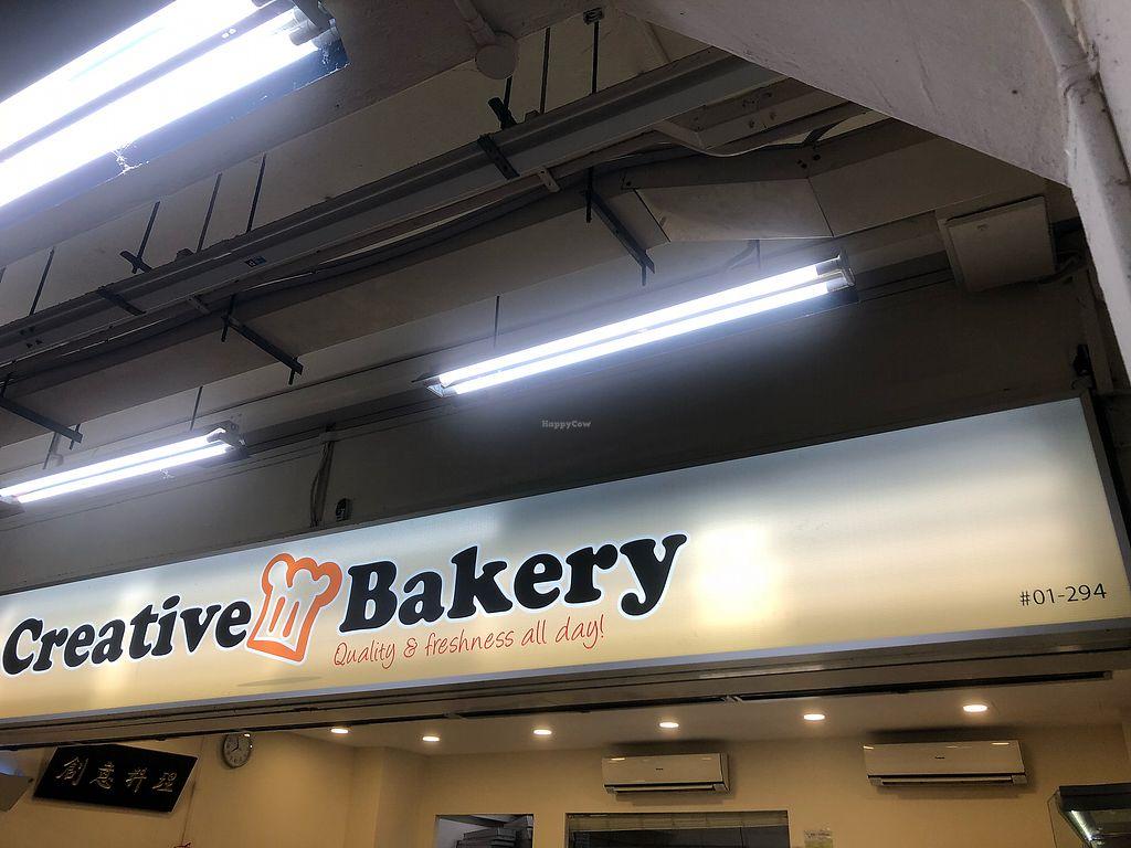 Creative Bakery - West Singapore Bakery - HappyCow