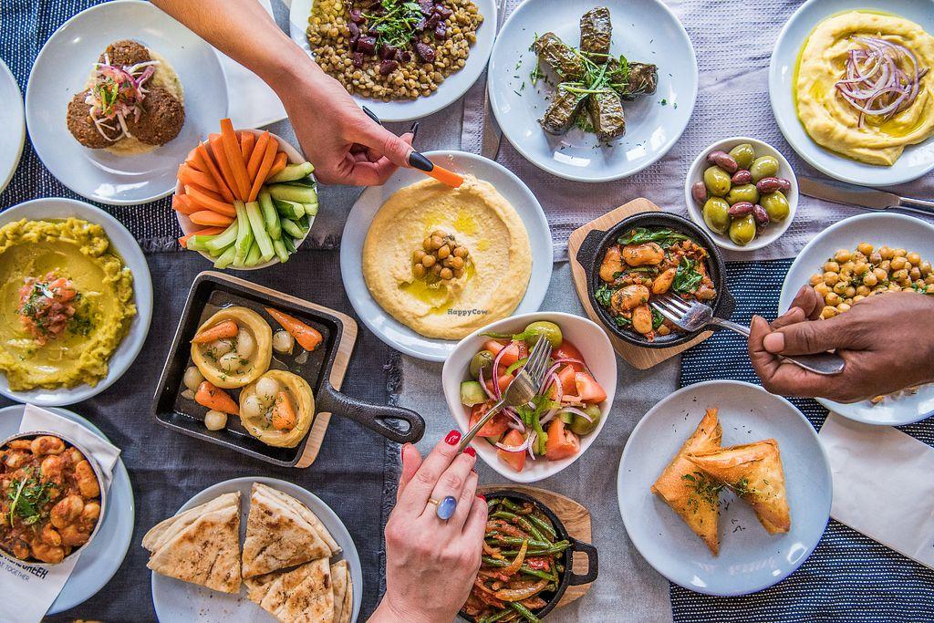 The Real Greek Soho London Restaurant Happycow