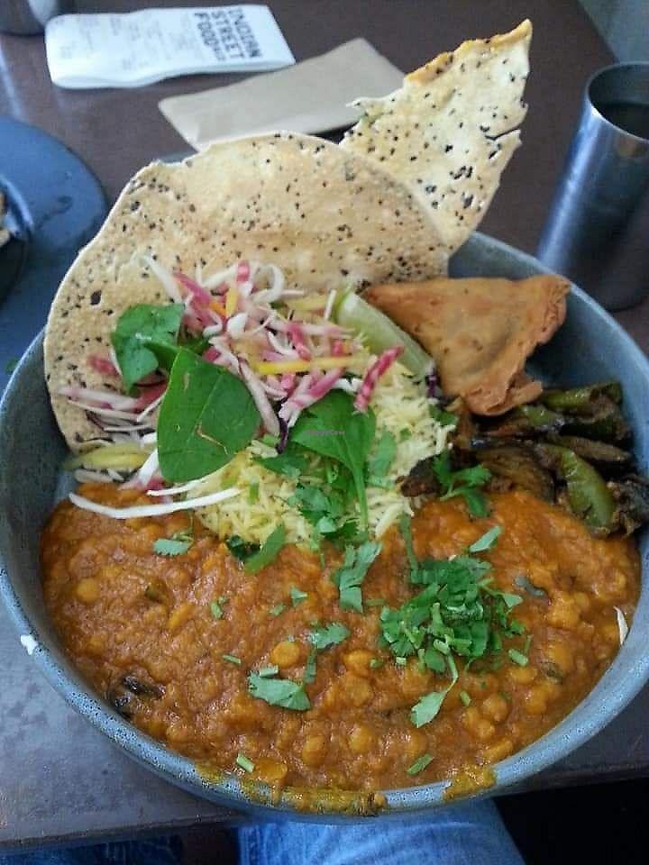 Indian Street Food Co Stockholm Restaurant Happycow