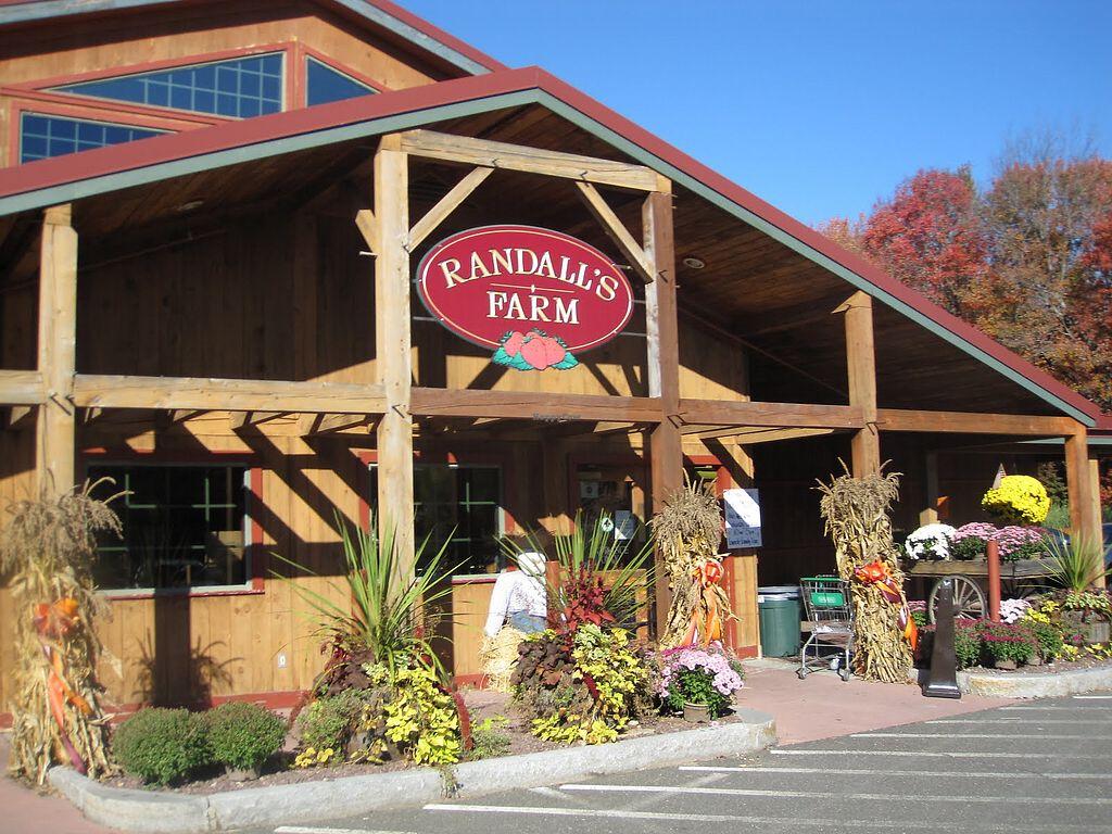 Randall S Farm And Greenhouse Ludlow Massachusetts Health Store Happycow