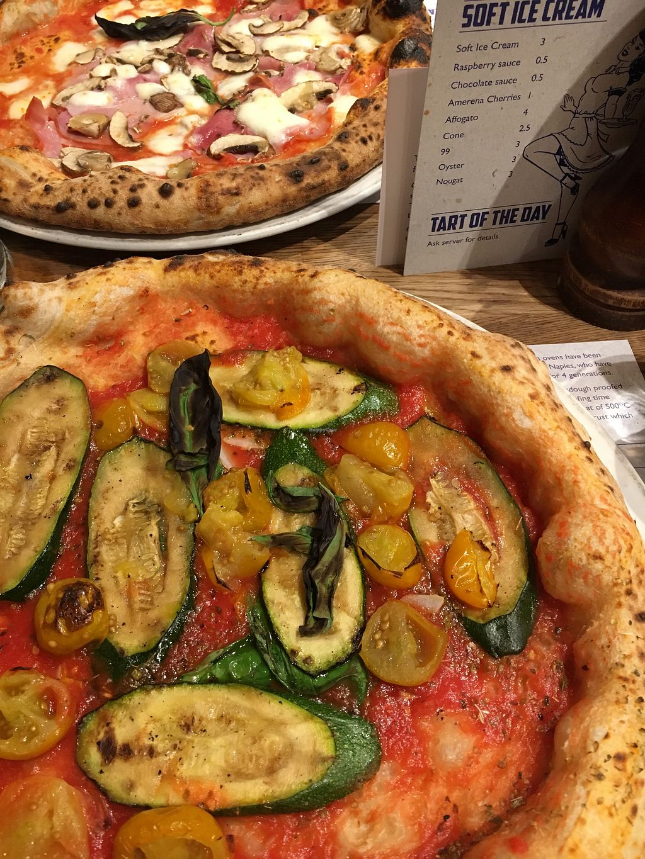 Paesano Pizza Glasgow Restaurant Happycow