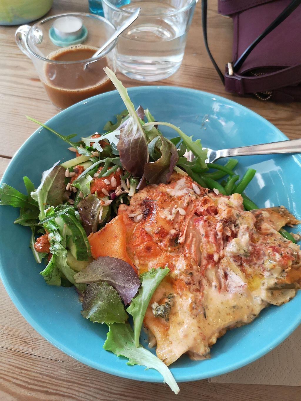 Tekla T - Borgholm Restaurant - HappyCow