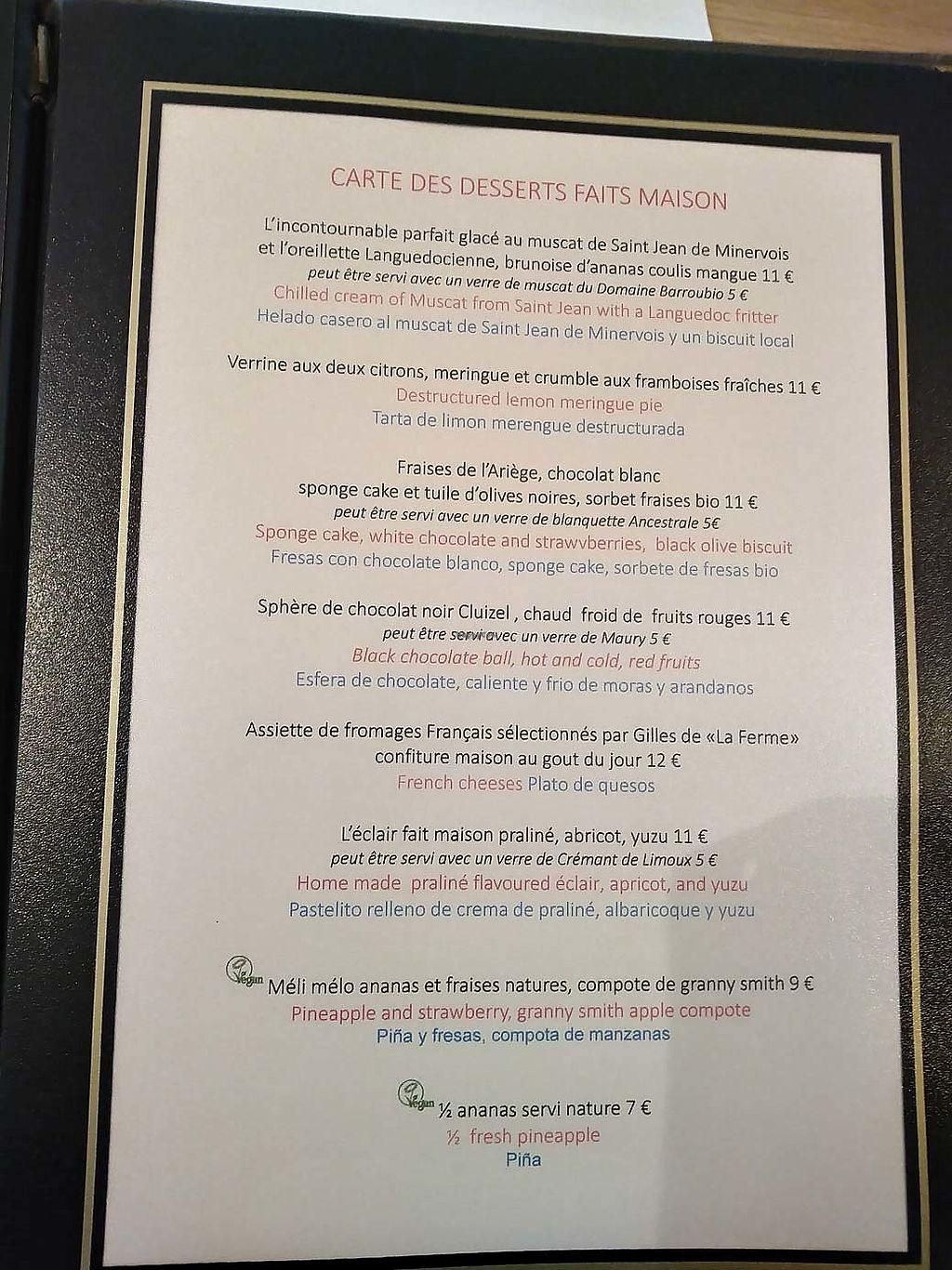 Restaurant Bio Carcassonne