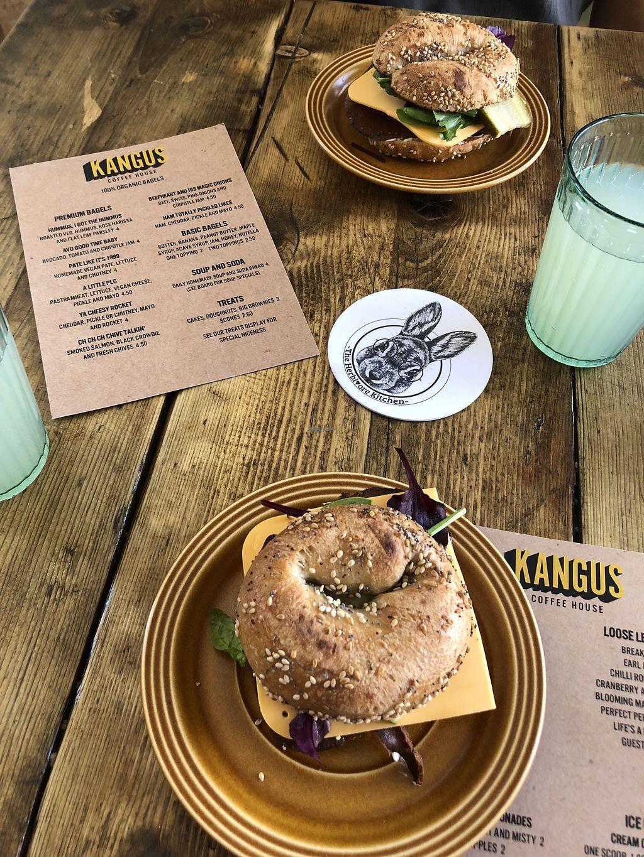 Kangus Coffee - Kirkcaldy Restaurant - HappyCow