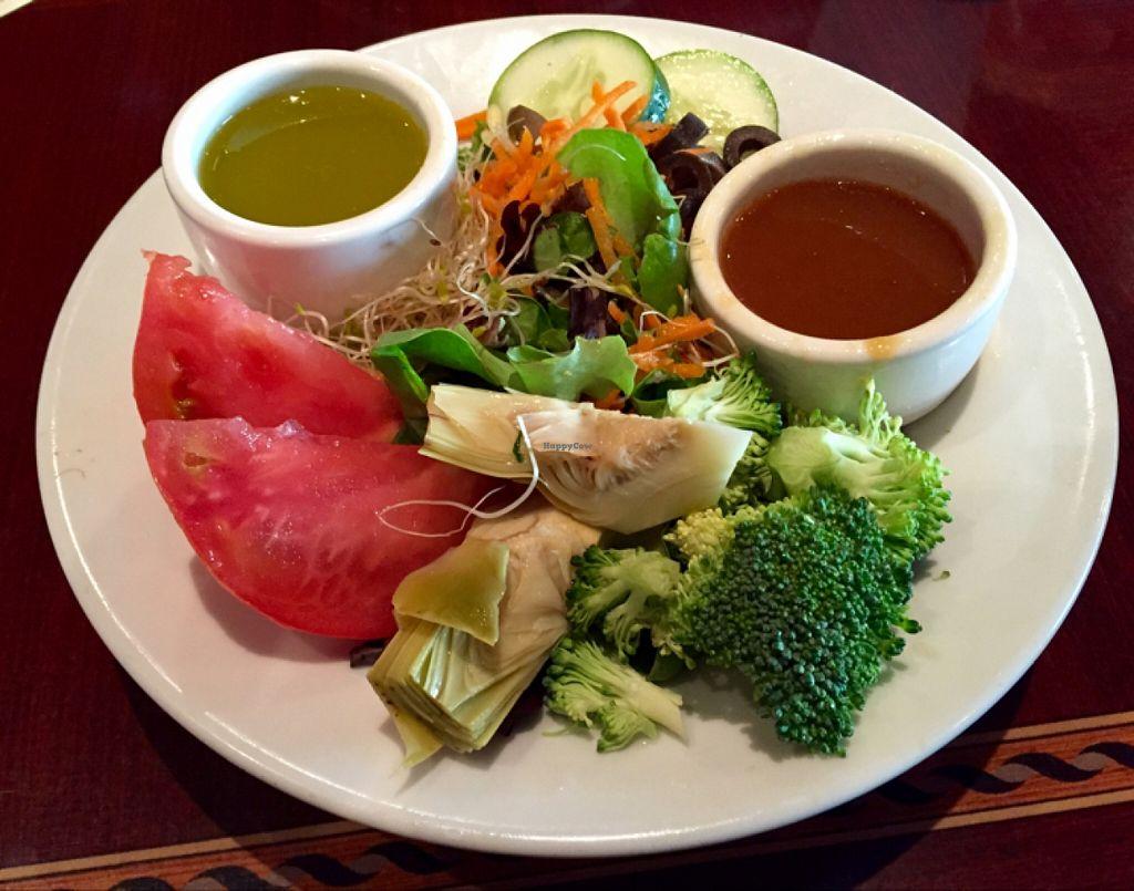 Ethos Vegan Kitchen Winter Park Florida Restaurant Happycow