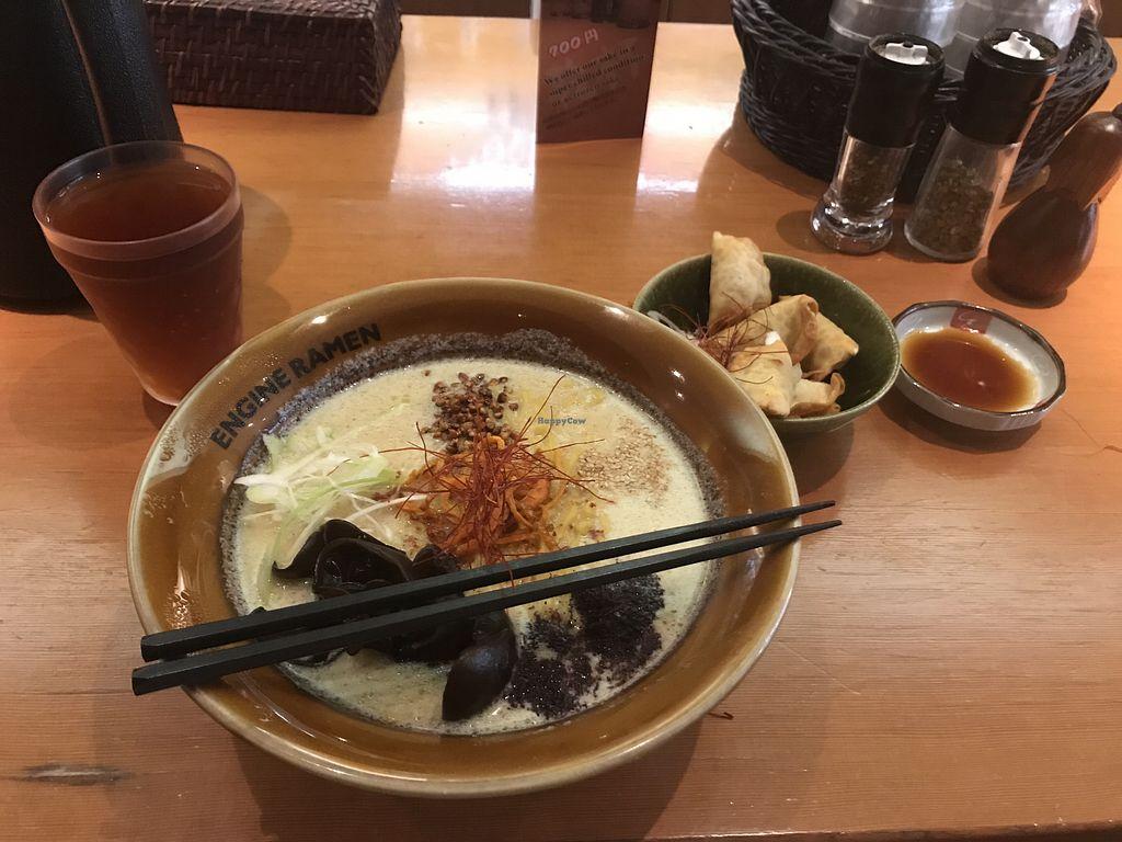 Kyoto Engine Ramen - Kyoto Restaurant - HappyCow