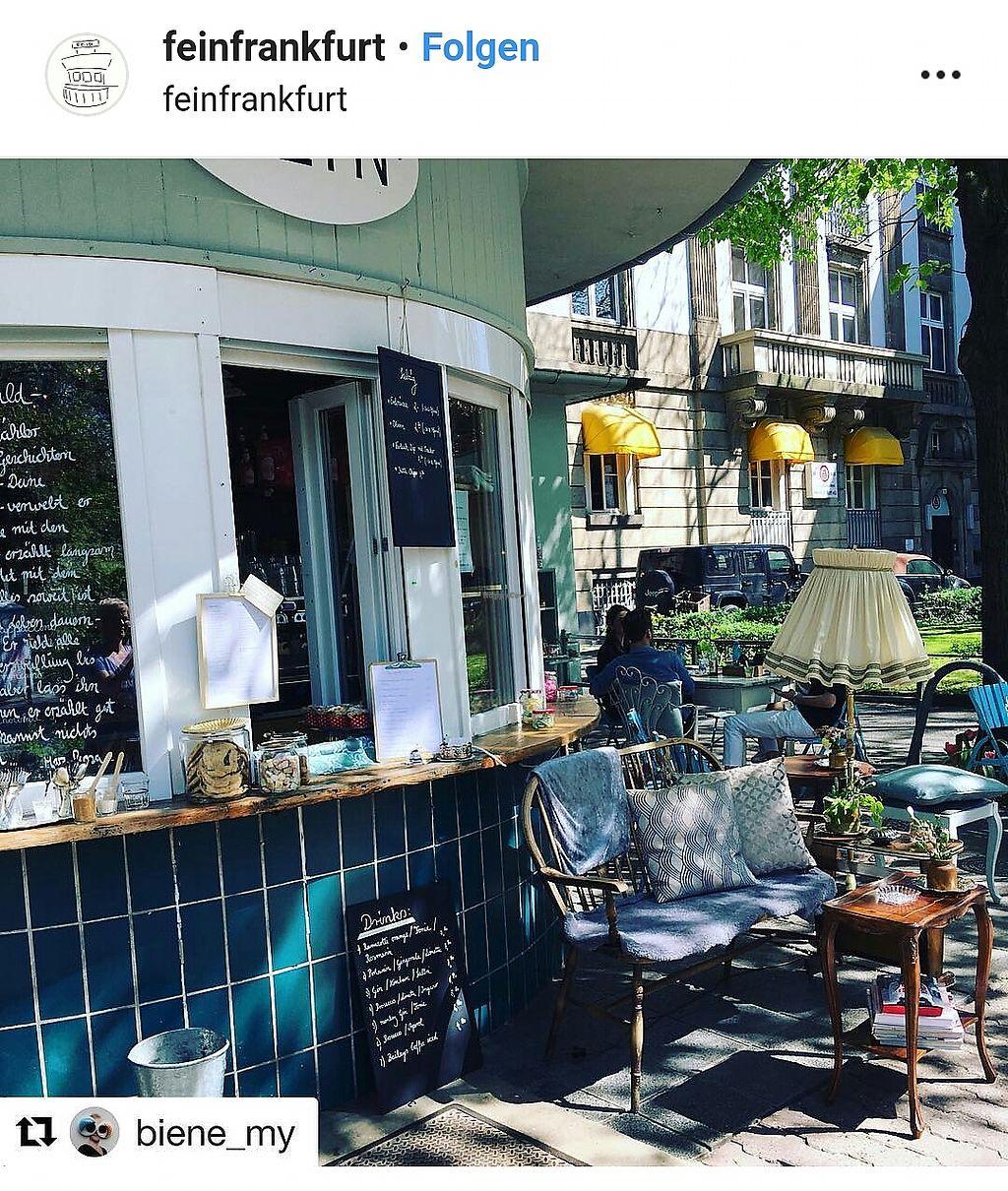 Cafe Fein Frankfurt