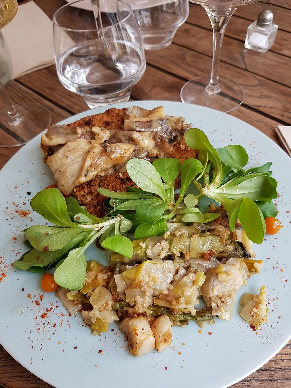 66 Green Restaurant Perigueux Restaurant Happycow