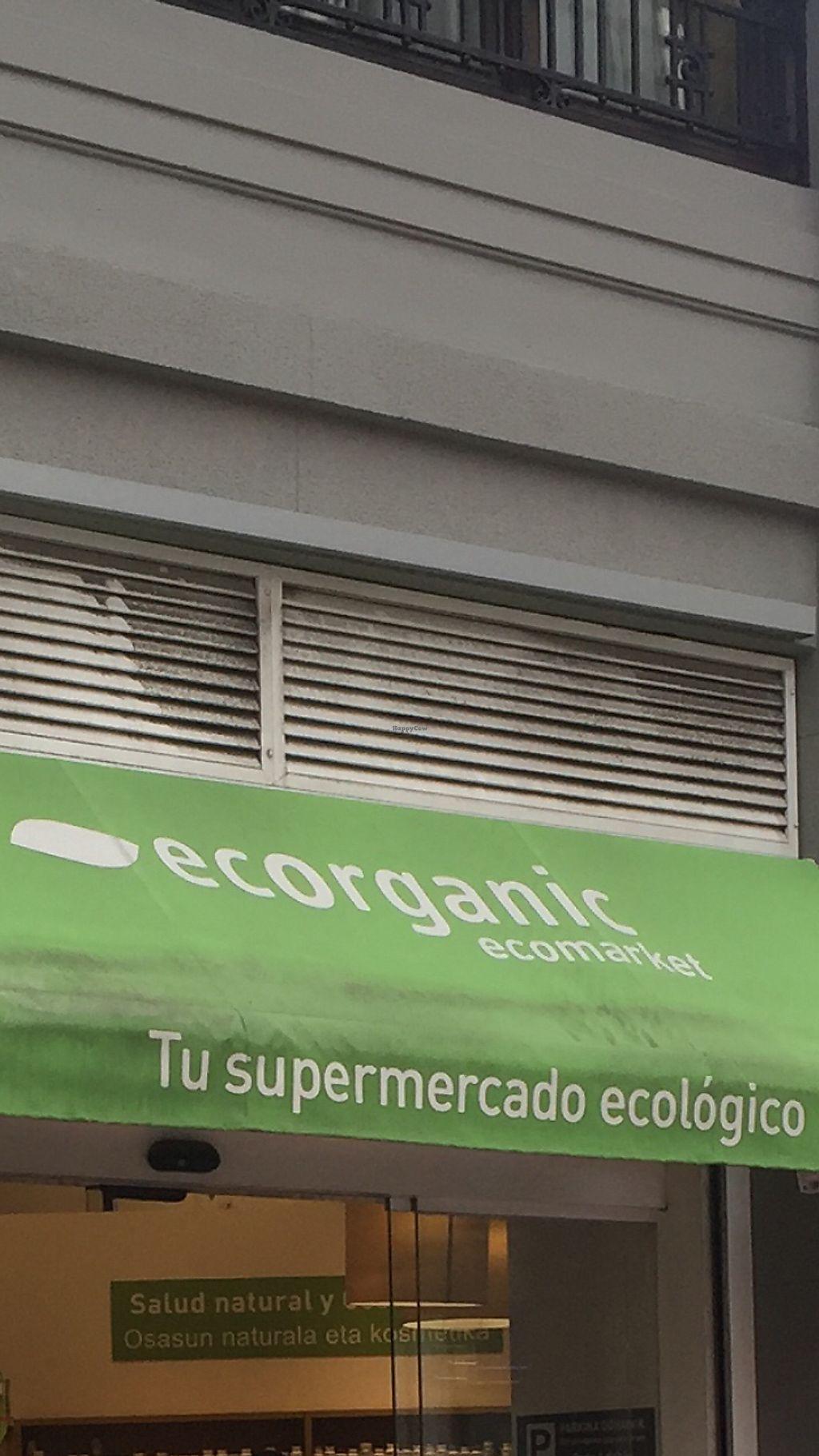 Ecorganic Bilbao Health Store Happycow