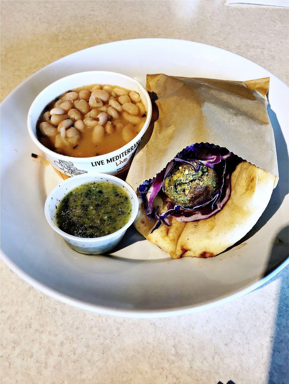 Zoes Kitchen White Marsh Maryland Restaurant Happycow