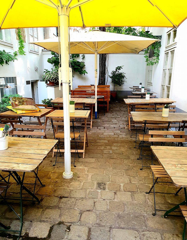 My Secret Garden Cafe Vienna Restaurant Happycow
