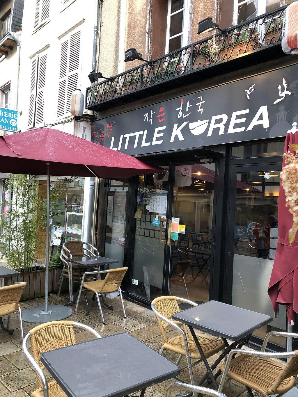 Little Korea Troyes Restaurant Happycow