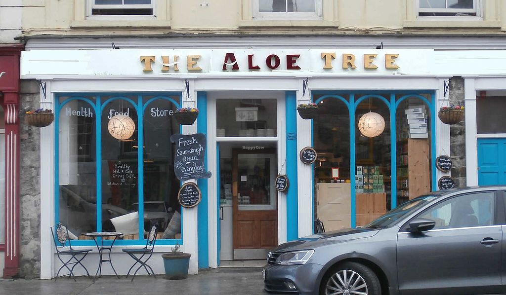 Image result for The Aloe Tree Health food shop