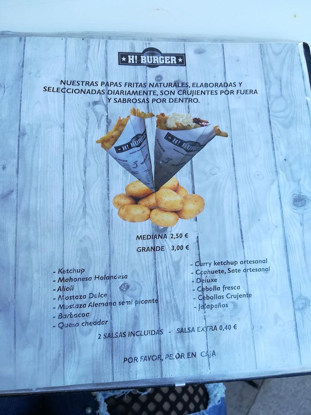 H Burger Gran Canaria Canary Islands Restaurant Happycow